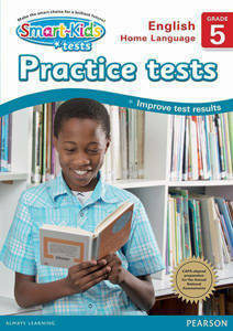 Picture of Smart-Kids Practice tests English Home Language Grade 5 (CAPS)