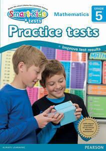 Picture of Smart-Kids Practice tests Mathematics Grade 5 (CAPS)