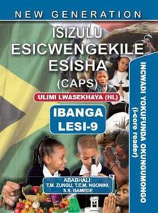 Picture of New Generation isiZulu Esicwengekile Ibanga 9 Incwadi