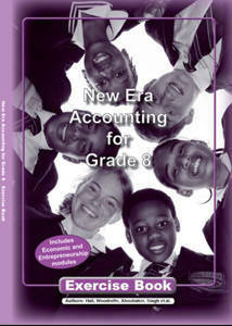 Picture of New Era Accounting Grade 8 Exercise Book (CAPS)
