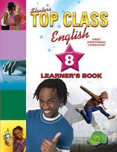 Picture of Shuter's Top Class English First Additional Language Grade 8 Learner's Book (CAPS)