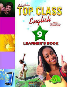 Picture of Shuter's Top Class English First Additional Language Grade 9 Learner's Book (CAPS)