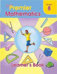 Picture of Shuter's Premier Mathematics Grade 8 Learner's Book (CAPS)