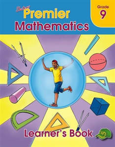 Picture of Shuter's Premier Mathematics Grade 9 Learner's Book (CAPS)