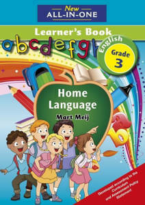 Picture of New all-in-one English (Home Language) Grade 3 Learner's book