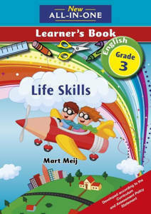 Picture of New all-in-one Life Skills Grade 3 Learner's book