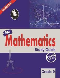 Picture of Pelican Mathematics Study Guide Grade 9