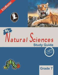 Picture of Pelican Natural Sciences Study Guide Grade 7