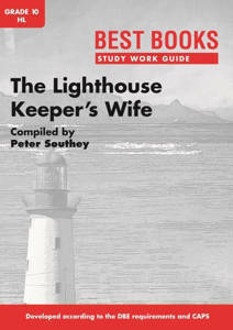 Picture of Bestbooks Studiewerkgids - Lighthouse Keepers Wife Graad 10