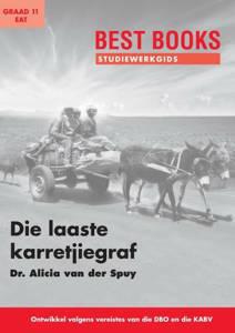 Picture of Bestbooks Studiewerkgids - Die Laaste Karretjiegraf Graad 11