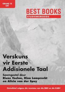 Picture of Bestbooks Studiewerkgids - Verskuns Eerste Addisionele Taal Graad 12