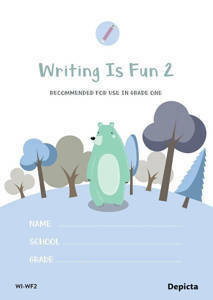 Picture of Writing is Fun Workbook 3