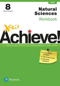 Picture of X-Kit Achieve! Natural Sciences Grade 8 Workbook (CAPS)