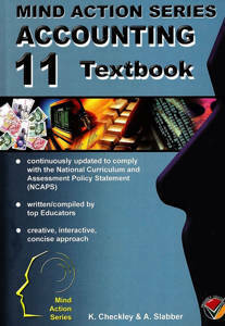 Picture of Mind Action Series Accounting Grade 11 Textbook 2017 (NCAPS)