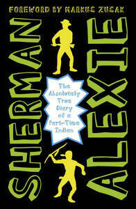 Picture of The Absolutely True Diary of a Part-Time Indian - Sherman Alexie