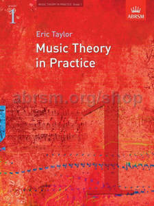 Picture of Music Theory in Practice Grade 1 - Eric Taylor