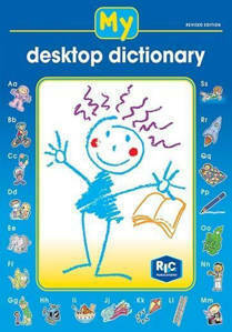 Picture of My Desktop Dictionary - Cliff Derkson