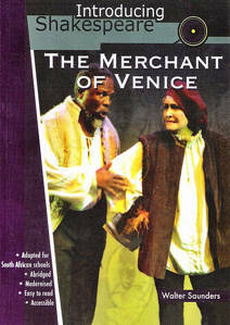 Picture of Merchant of Venice (Walt Saunders) - Shakespeare
