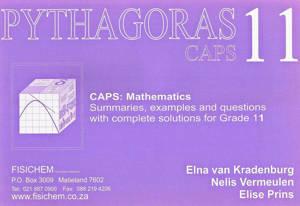 Picture of Pythagoras Grade 11 Study Guide CAPS