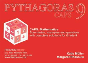 Picture of Pythagoras Grade 9 Study Guide CAPS