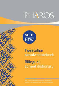 Picture of Pharos Tweetalige Skoolwoordeboek | Bilingual School Dictionary