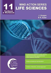 Picture of Mind Action Series Life Sciences Grade 11 Textbook/Workbook (NCAPS)