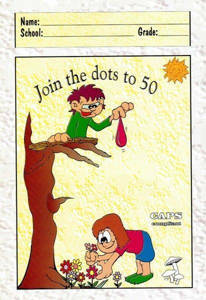 Picture of Join the Dots to 50 - M.R. Publishers