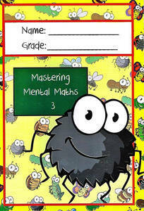 Picture of Mastering Mental Maths: Workbook 3