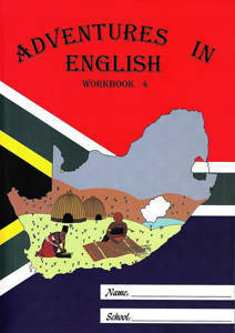 Picture of Adventures in English Grade 4