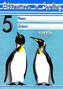 Picture of Adventures in Spelling Grade 5