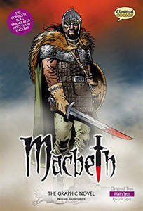 Picture of Macbeth (Graphic Novel) - Shakespeare