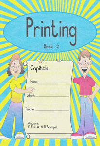 Picture of Printing Workbook 2 (UPPERCASE)