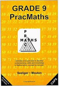 Picture of PracMaths Grade 9 CAPS (Memo Included)