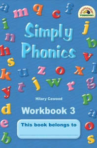 Picture of Simply Phonics Workbook 3 - Hilary Cawood