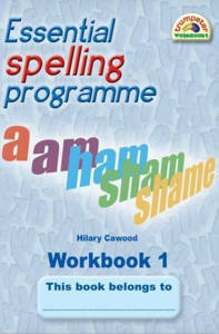 Picture of Essential Spelling Programme Workbook 1