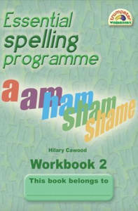 Picture of Essential Spelling Programme Workbook 2