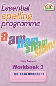 Picture of Essential Spelling Programme Workbook 3