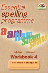 Picture of Essential Spelling Programme Workbook 4