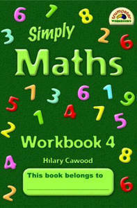 Picture of Simply Maths Workbook 4 - Hilary Cawood