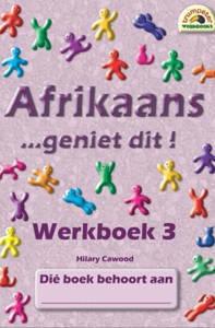Picture of Afrikaans geniet dit! Werkboek 3