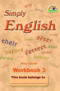 Picture of Simply English Workbook 3 - Hilary Cawood