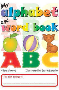 Picture of My Alphabet and Word Book: Grade 1 - 3
