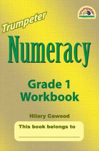 Picture of Trumpeter Numeracy Grade 1 Workbook