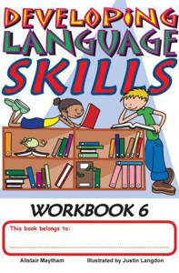 Picture of Developing Language Skills Workbook 6