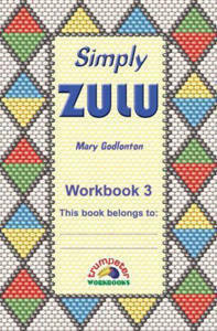 Picture of Simply Zulu Workbook 3 - Hilary Cawood