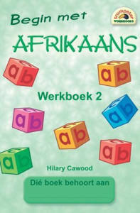 Picture of Begin met Afrikaans Werkboek 2