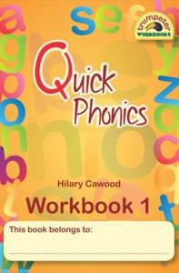 Picture of Quick phonics Workbook 1