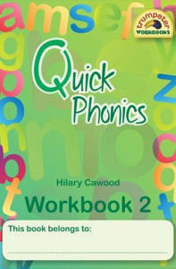 Picture of Quick phonics Workbook 2