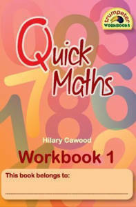 Picture of Quick Maths Workbook 1