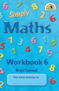 Picture of Simply Maths Workbook 6 - Hilary Cawood